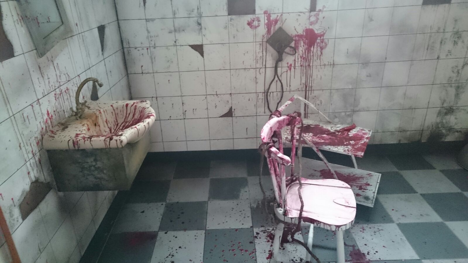 escape room La Morgue