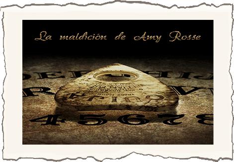 escape room  La Maldición de Amy Rosse