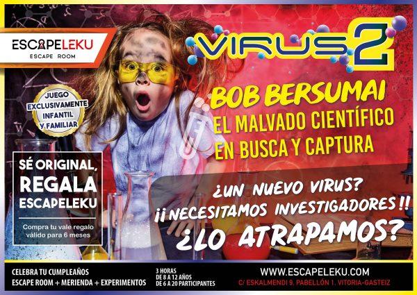 escape room Virus 2