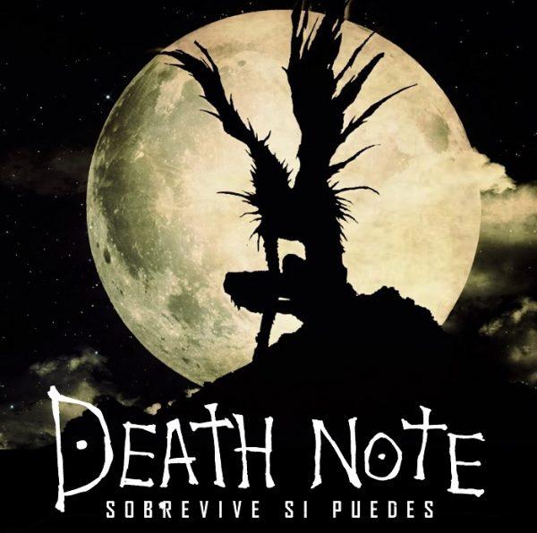 escape room Death Note