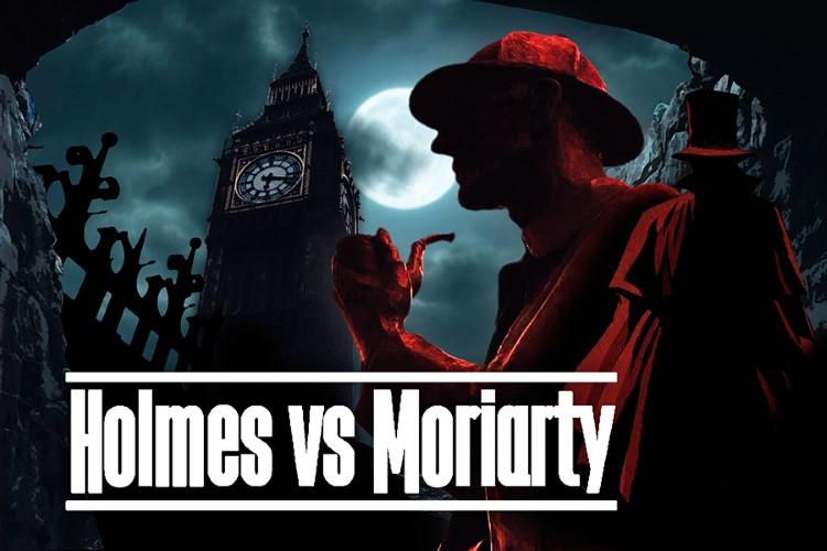 escape room Holmes vs Moriarty (Zaragoza)