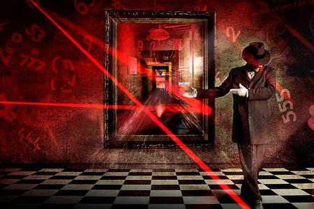 escape room House of Mysteries