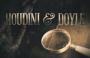 escape room Houdini & Doyle