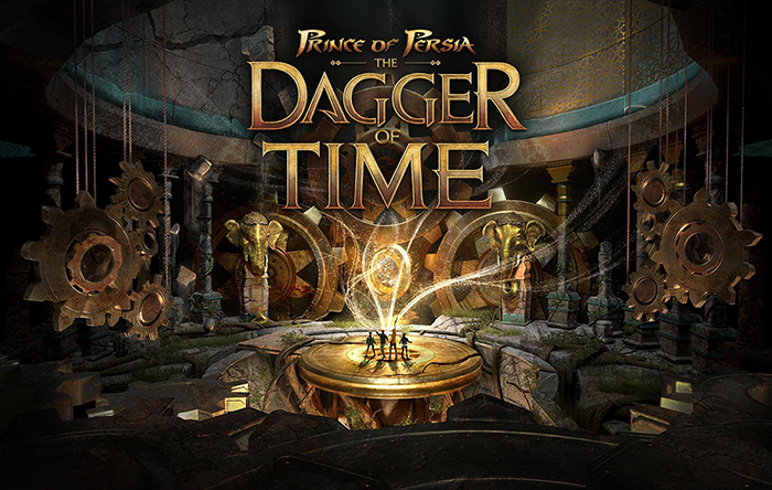 escape room Prince of Persia: The Dagger of Time
